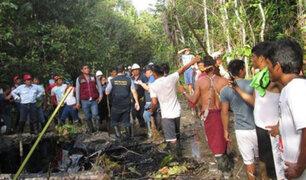 Comunidad de Chapis secuestró a 24 funcionarios en Loreto