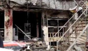 Atentado contra coalición antiyihadista en Siria deja 16 muertos