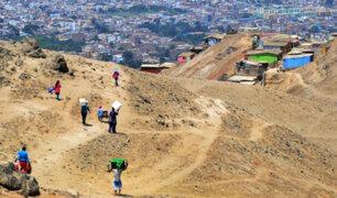 Alrededor de ocho millones de peruanos carecen de los servicios de agua potable