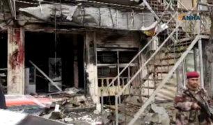 Siria: 20 muertos dejó atentado perpetrado por Estado Islámico