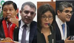 Sala que recusó a Concepción Carhuancho responde cuestionamientos