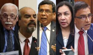 Congresistas se manifiestan sobre remoción de juez Concepción Carhuancho del caso Cócteles