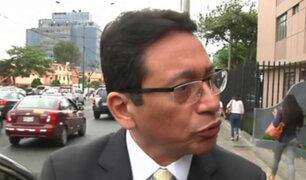 """Humberto Abanto: """"Juez Carhuancho prefirió ser un ciudadano indignado"""""""