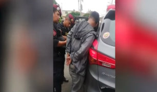 Surco: capturan a delincuentes que intentaron robar a dueño de restaurante