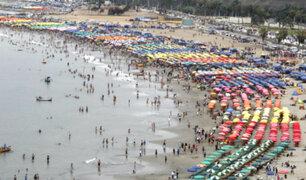 Alcaldes iniciarán con cierre de playas los fines de semana