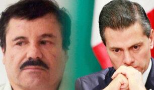 """Según testigo, el """"Chapo"""" habría pagado 100 millones de dólares a Peña Nieto"""
