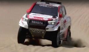 Dakar 2019: lo mejor de la penúltima etapa en Pisco