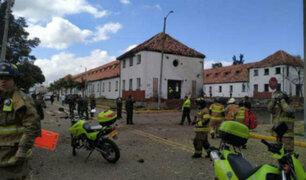 Explosión en Escuela de Policía en Bogotá deja 10 muertos