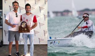 Stefano Peschiera: velerista peruano ganó importante torneo en EEUU