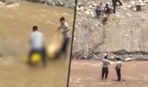 Chaclacayo: hallan cadáver de mujer en el Río Rímac