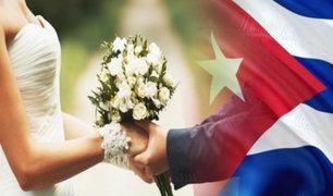 Cuba se convierte en el nuevo paraíso de matrimonios por conveniencia