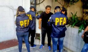 Argentina: detienen a último exsecretario de Cristina Fernández  que seguía libre