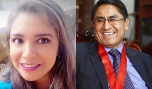 Saldrá en libertad exfuncionaria implicada en fuga de César Hinostroza