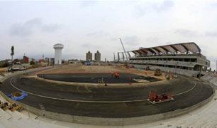 Juegos Lima 2019: Comisión de Educación inspeccionará avance de obras