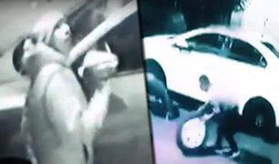 Según la policía, el robo de autopartes es el segundo delito más frecuente a nivel nacional
