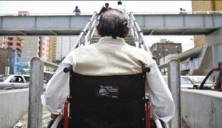 Más de 100 asociaciones en contra de nueva ley del Congreso para personas con discapacidad