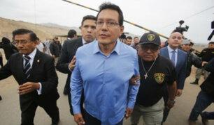 Fiscal del caso Félix Moreno: Su responsabilidad está debidamente acreditada