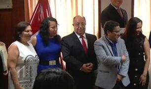 Comisión de Alto Nivel continúa reuniones con partidos políticos