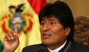 Evo Morales encabeza encuestas para elecciones presidenciales en Bolivia