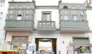 Centro de Lima: varios monumentos lucen abandonados y están a punto de desaparecer