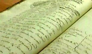 Documentos del Archivo General de la Nación correrían peligro por colapso de desagüe