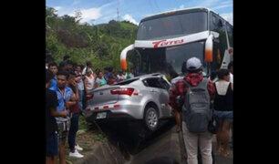 San Martín: trágico accidente deja a cinco menores fallecidos de club Unión Comercio