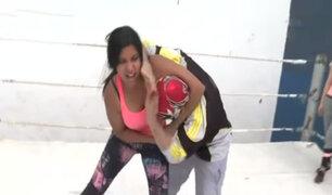 Dictarán taller gratuito de lucha libre para mujeres en Magdalena