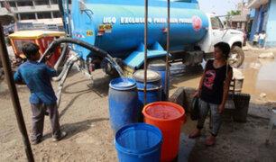 Personas sin conexión al servicio de agua potable pagan más por ella