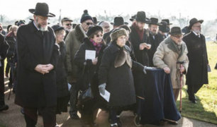 Reino Unido: entierran a seis víctimas no identificadas del Holocausto