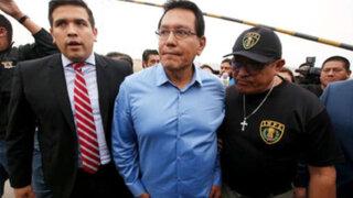 Félix Moreno: ofrecen S/ 20 mil como recompensa por información que permita su captura
