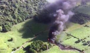México: explosión de gasoducto deja 91 fallecidos