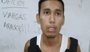 Capturan a sicario buscado por crimen en el Callao