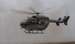 Evacúan por aire a niña de Punta Hermosa por delicado estado de salud