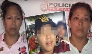 """Banda de asaltantes opera con peligroso adolescente alias """"Calichín"""""""