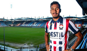 Renato Tapia fue incluido en el once ideal de la liga de Holanda