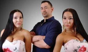 """Australia: las gemelas """"más idénticas del mundo"""" desean casarse con el mismo hombre"""