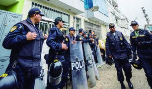 Proyecto de ley busca exculpar de responsabilidad penal a policías