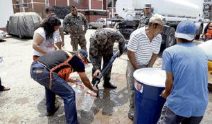 Ministro Piqué: Este miércoles se reanudaría el servicio de agua en SJL