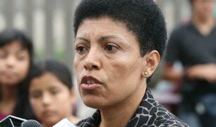 Condenan a Martha Moyano a dos años de prisión por difamación