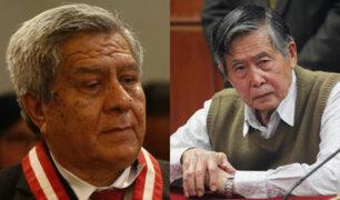 Jefe de la OCMA se muestra a favor de prisión domiciliaria para Alberto Fujimori