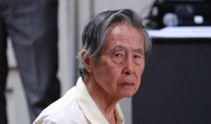 Alberto Fujimori salió del penal para atenderse en consultorio dental de La Molina