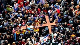 Panamá: miles de peregrinos viven la Jornada Mundial de la Juventud