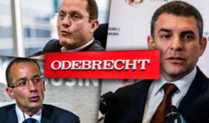 Diversas reacciones generó filtración de preacuerdo entre la Fiscalía y Odebrecht
