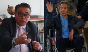 César Nakazaki habló sobre salud de Alberto Fujimori