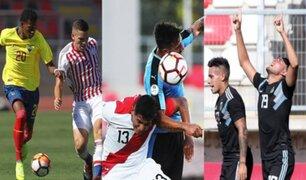 Sudamericano Sub 20: así quedó la tabla de posiciones del Grupo B