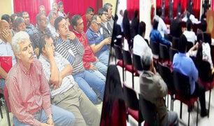 Chiclayo: condenan a cinco años de cárcel a 16 policías por recibir coimas