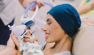 Australia: muere adolescente que pospuso tratamiento contra cáncer para salvar a su bebé
