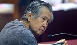 Corte Suprema ratifica nulidad del indulto a Alberto Fujimori