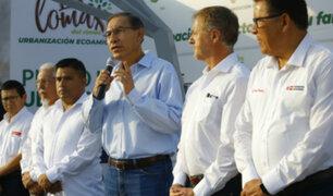 Presidente anuncia construcción de megapuerto con inversión de US$ 3,000 millones