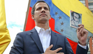Líderes mundiales respaldaron gobierno interino de Juan Guaidó